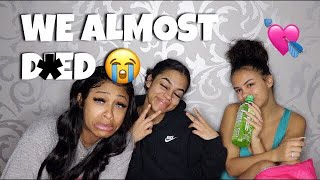 story time: we almost lost our lives lol (true story)