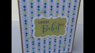 Baby Boy Album ~ The first year! Flip-thru!