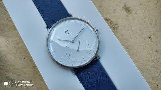 Xiaomi Mijia Quartz Hybrid smartwatch review  smartwatch for just 38US$