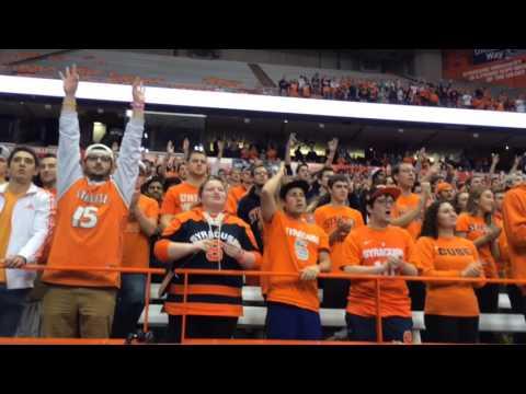 Syracuse University Basketball Scores First Basket