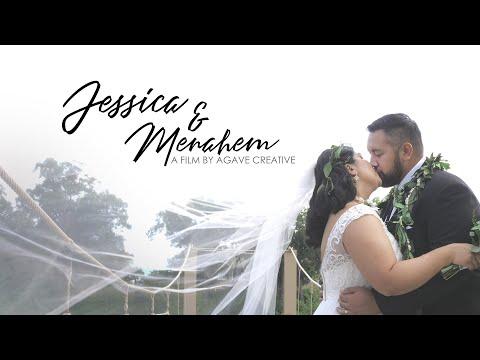 jessica-+-menahem's-lake-michigan-wedding-video-|-agave-creative