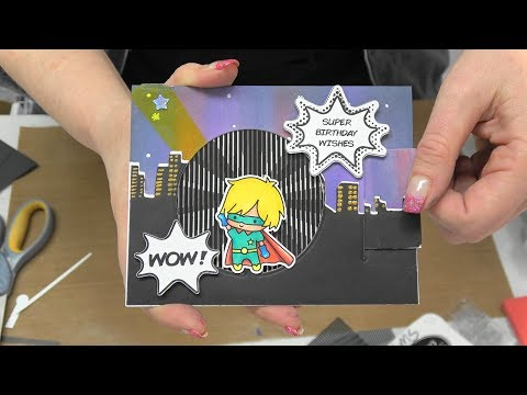 #244 Cards & Projects in MOTION with Exclusive Animated Stamps & Dies by Scrapbooking Made Simple