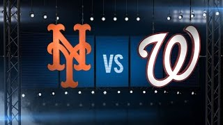 9/9/15: Cespedes lifts Mets to sweep of Nationals