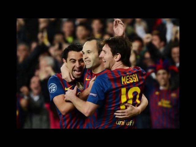 FC Barcelona   Legenda TIKI TAKA