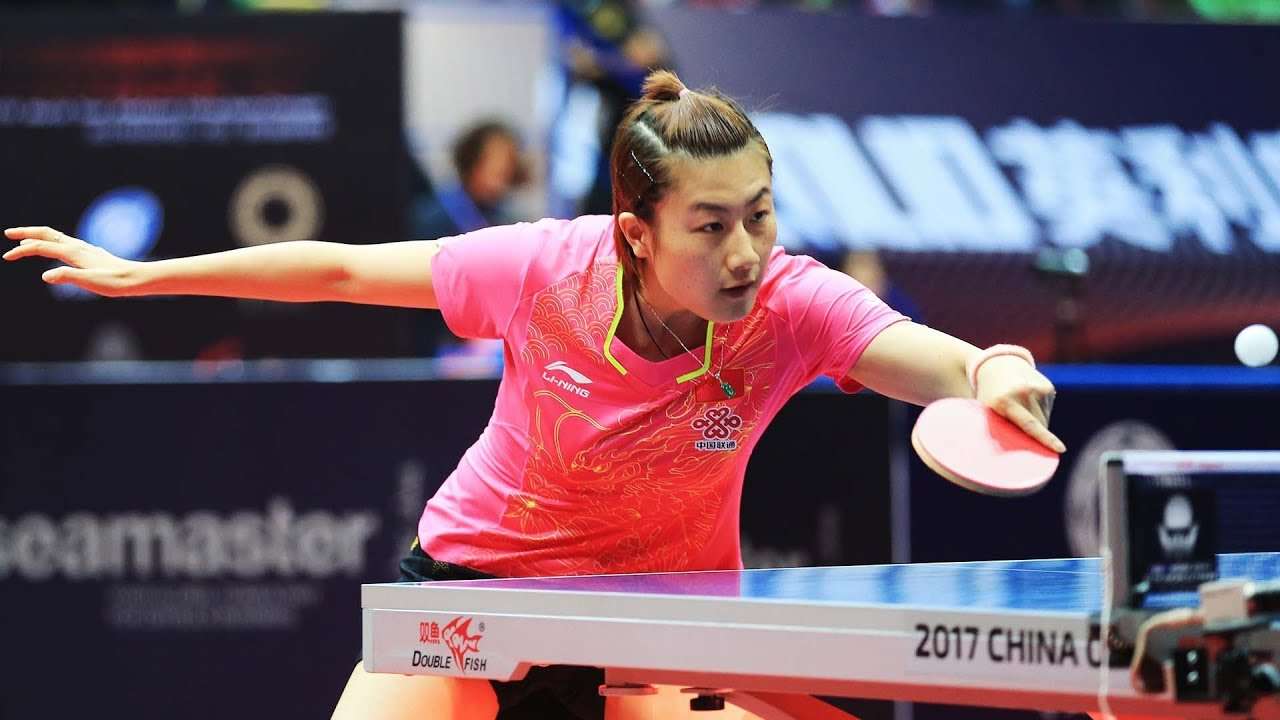 Ding Ning Vs Hu Limi 2018 China Super League Women Full Match