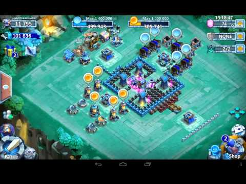 How To Hack Castle Clash  Work 100% Root (needed)