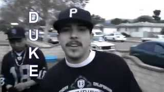 "805 Clicka/centro Side Records - Bbq  Loco Sniper After Video Shoot ""rep Where You From"""