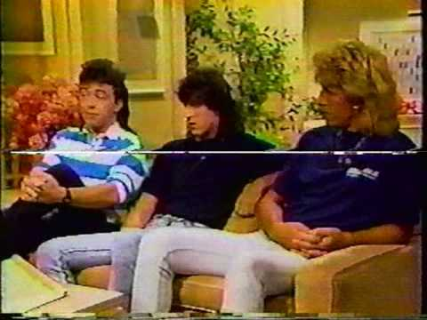 The Outfield Today Show Interview 1987 Bryant Gumbel