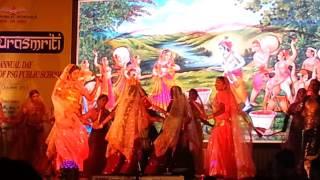 parithi dance
