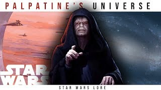 Palpatine's Plan to Conquer the ENTIRE UNIVERSE | Star Wars Legends Lore
