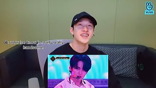 BANGCHAN REACTION TO STRAY KIDS KINGDOM PERFORMANCE EP3 TO THE WORLD GODS MENU X SIDE EFFECTS