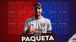 Lucas Paquetá• Skills & Assists • Brazilian talent•AC Milan #acmilan#paquetá