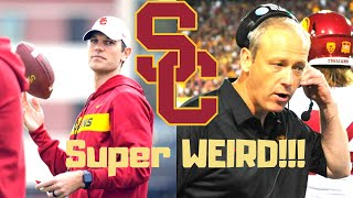 USC Had the WEIRDEST Spring Game I've EVER seen! | USC Football 2019-2020 Preview