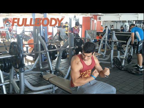 Biceps, Triceps y Pantorrilla, RUTINA PARA DEFINIR MUSC