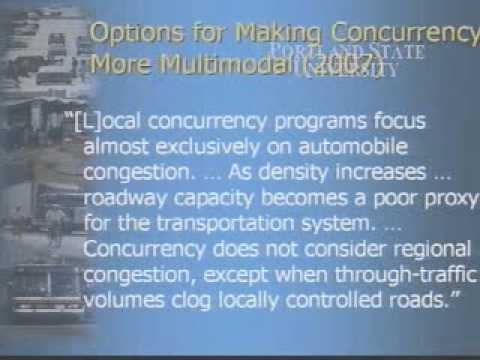 Making Transportation Concurrency More Multimodal: Lessons from Washington and Florida.