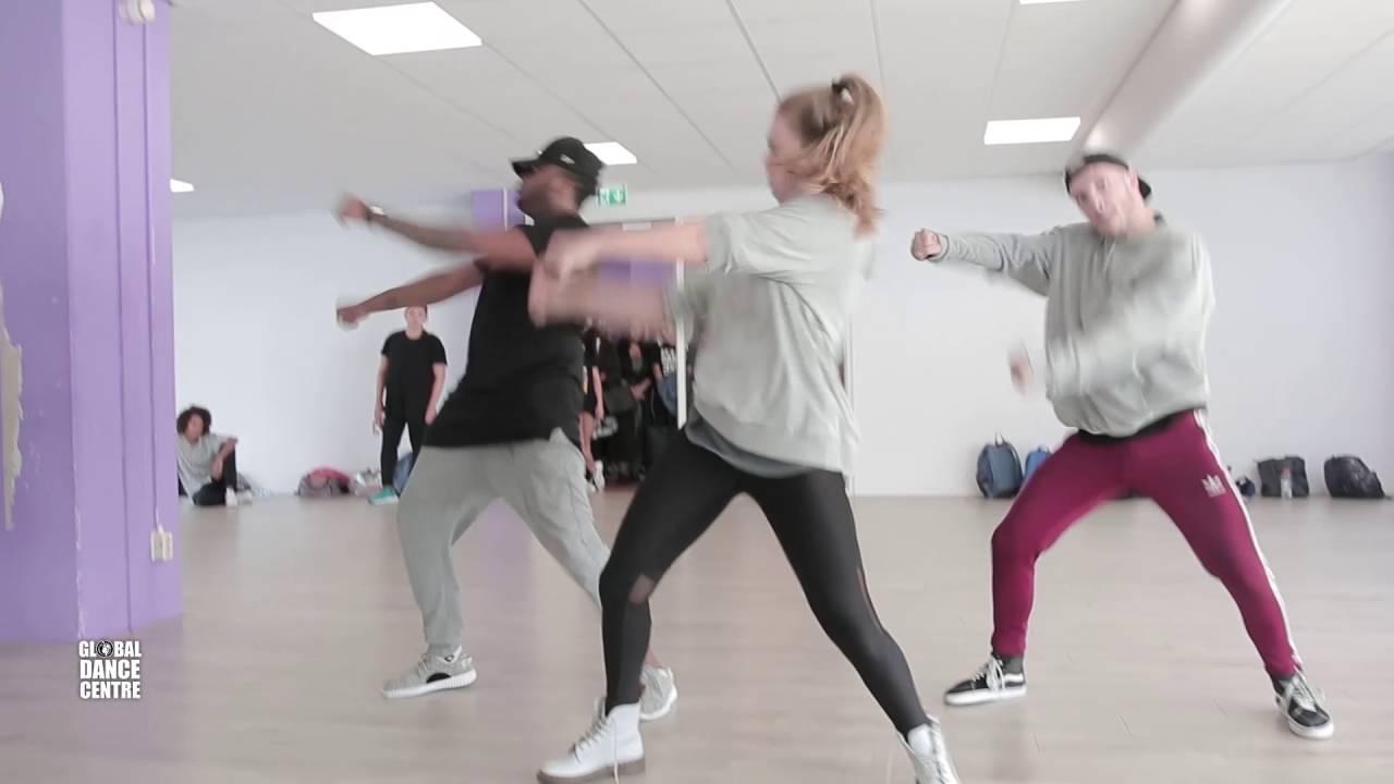 Beroemd Daphne Scheerlink - Global Dance Centre Amsterdam 2016 - YouTube KH-87