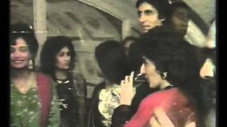 East on BBC 2    Amitabh & Jaya Bachchan in UK April 1990