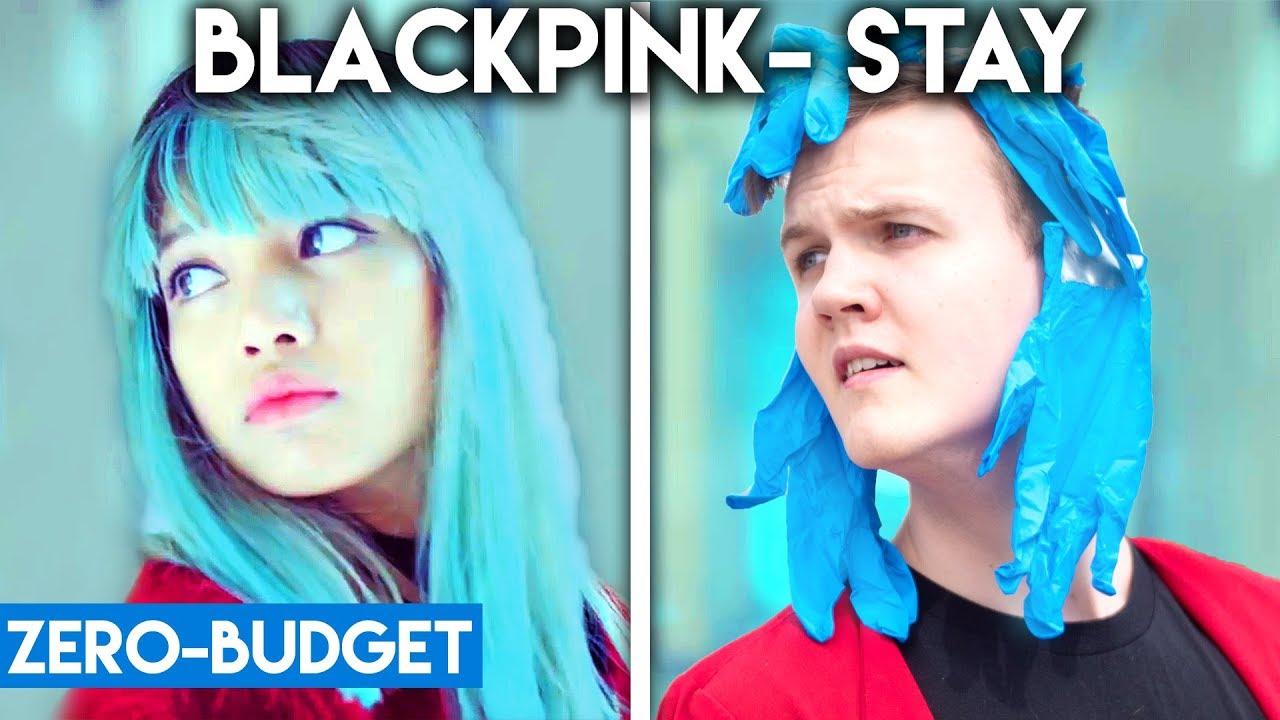 Blackpink Zero Budget