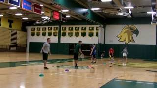Technology in Physical Education Lesson