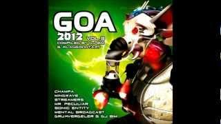 Corona - Forward [Goa 2012 Vol. 3]