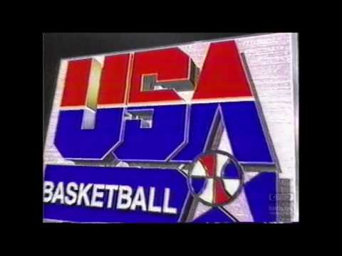 USA Basketball on NBC | Intro | 1996 | Dream Team III