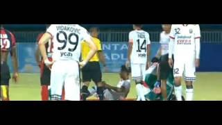 Video Gol Pertandingan Persipura vs Bali United