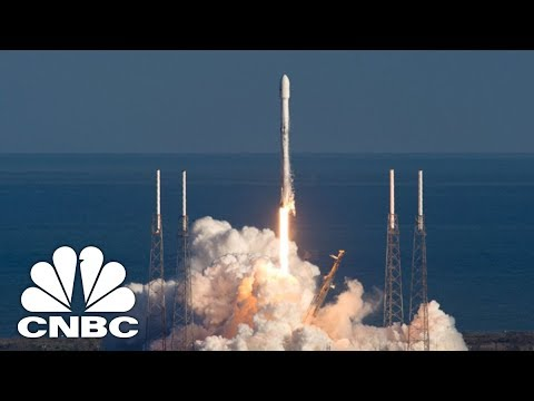 SpaceX Attempts To Launch 5 Satellites - May 22, 2018 ...