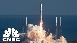 LIVE: SpaceX Attempts To Launch 5 Satellites - May 22, 2018 | CNBC