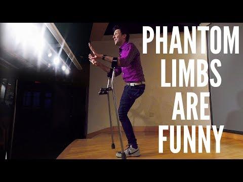 Phantom Limbs Are Funny