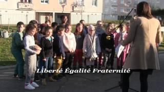La Journée de la Laïcité à l'école Victor Hugo d'Avallon (89) - Édition 2016-2017