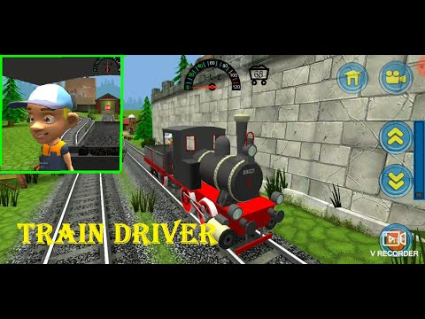 My First Toy Train | Gameplay . LEVEL 1 TO 6