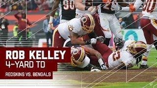 Kirk Cousins & Rob Kelley Lead Redskins 15-Play Opening Drive TD | Redskins vs. Bengals | NFL
