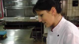 CORNET DE FRUITS AU MASCARPONE