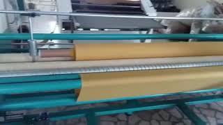 Ermak Kenar Kontrollü Kumaş Sarım Makinası
