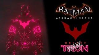 SKIN; Batman; Arkham Knight; Final TRON Beyond