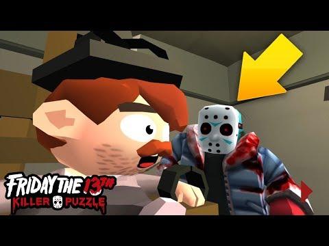 ЛЕДЯНОЙ ДЖЕЙСОН И ФИНАЛ 2 ЭПИЗОДА! ПЯТНИЦА 13 НА ТЕЛЕФОНЕ! - Friday the 13th: Killer Puzzle