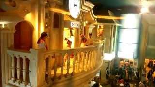 キッザニア東京 オープニング(ウェルカム)ダンス 街時計