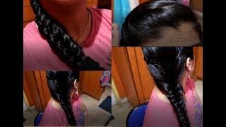 5 minutes hairstyle for any college or party|पार्टी कॉलेज कहीं भी जाना हो ये hairstyle करेगा कमाल