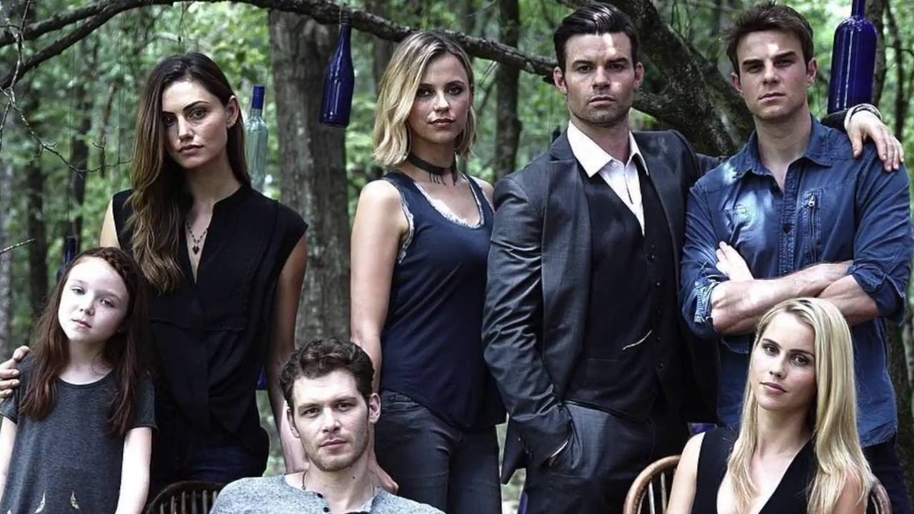 Image result for mikaelson family