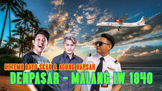 Pakai Powerbank Pesawat Bisa Hidup? Landing di Malang