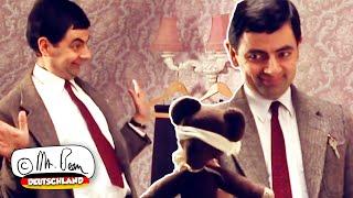 Raumdekoration mit Mr. Bean