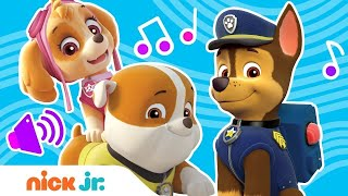 'Do You Know The PAW Patrol?' Nursery Rhymes Sing Along Song | Nick Jr.