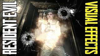 Resident Evil HD Remaster: The Making of Special Effects