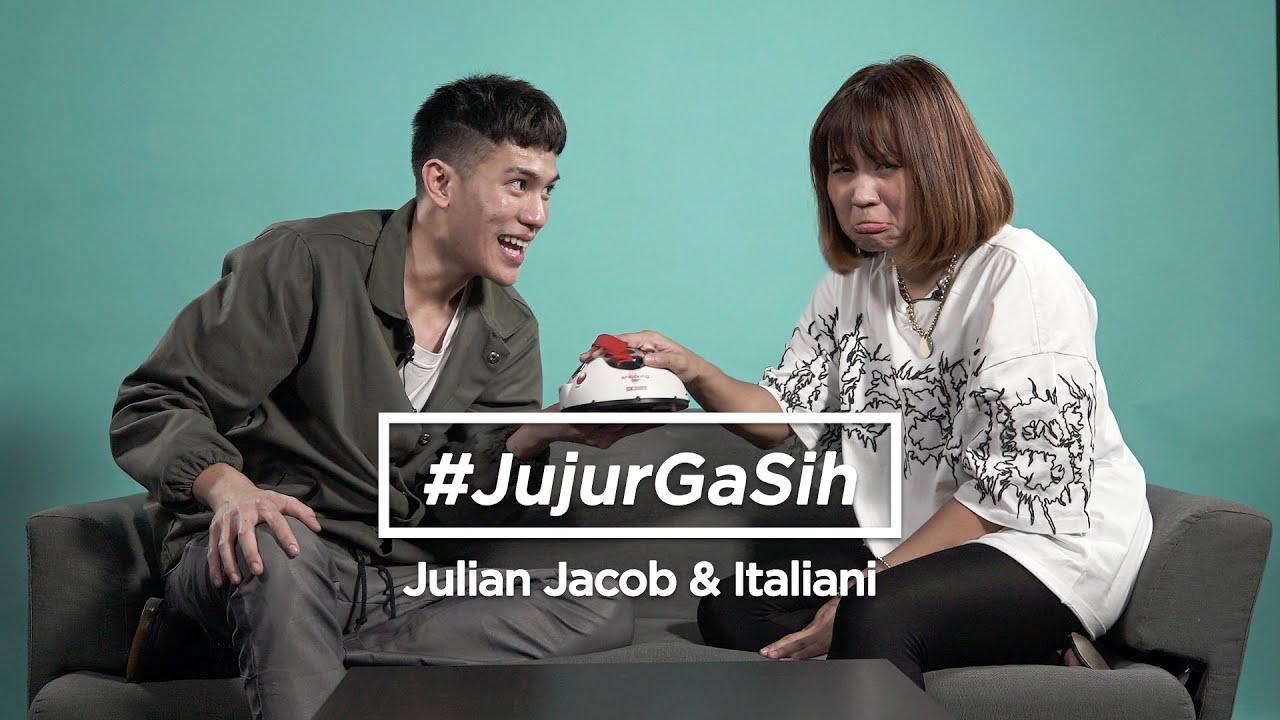 Julian Jacob Bongkar Rahasia Italiani Suka Ariel Nayaka!? - #JujurGaSih Eps. 14