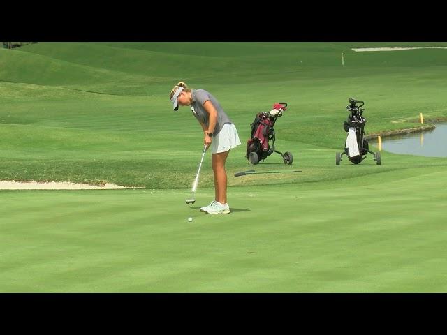 4ª parada del Santander Golf Tour - Real Club Sevilla Golf - 1ª Ronda PRO