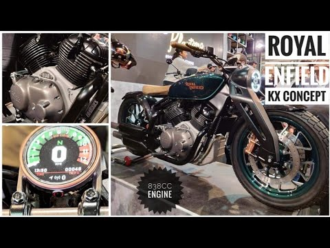 Royal Enfield New Model Launched 2018