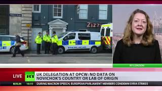 connectYoutube - Britain admits OPCW did not confirm 'essential evidence' on origin of Skripal poison