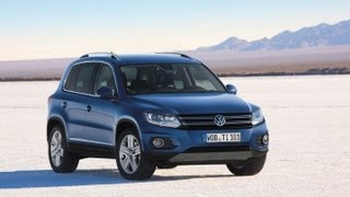 Volkswagen Tiguan 2012 Videos