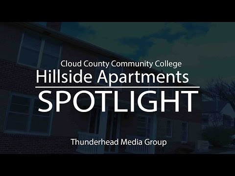 Cloud County Community College Hillside Apartments