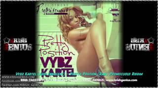Vybz Kartel (Addi Innocent) - Pretty Position (Raw) Promiscuous Riddim - June 2014